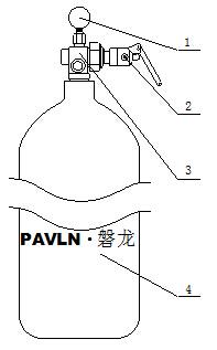 泡沫喷雾必赢亚洲装置动力瓶组