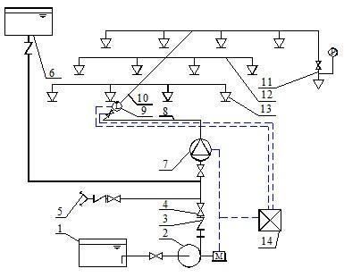 稳压系统结构示意图