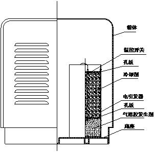 QRR5LW/SPL装置结构示意图