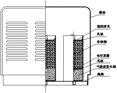 QRR10LW/SPL装置结构示意图
