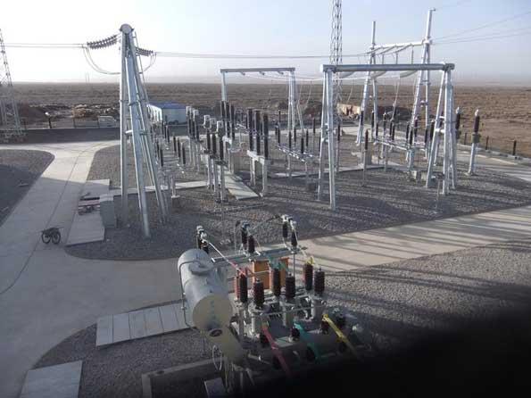 埃塞俄比亚阿达玛二期风电EPC项目